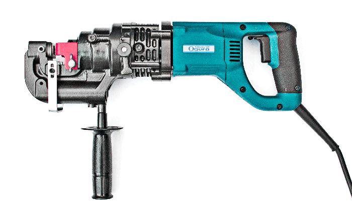 ☆【送料無料】【NEW】オグラ 軽量・小型複動式 電動油圧パンチャー HPC-156W 単相100V