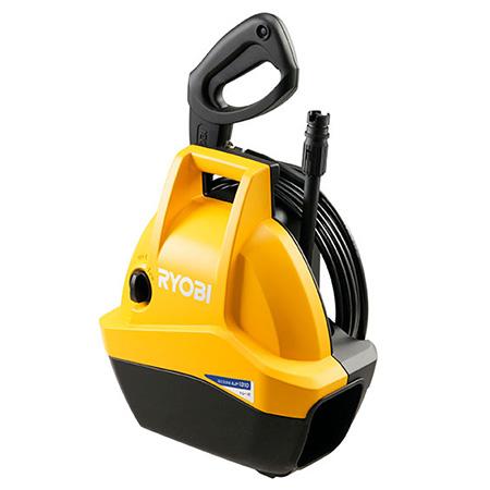 ☆京セラ/リョービ AJP-1310 家庭用 高圧洗浄機 (699800A) 高圧ホース5m付
