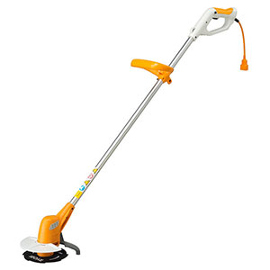 ☆京セラ/リョービ AK-1800 家庭用電気式刈払機 (697500A) 草刈機