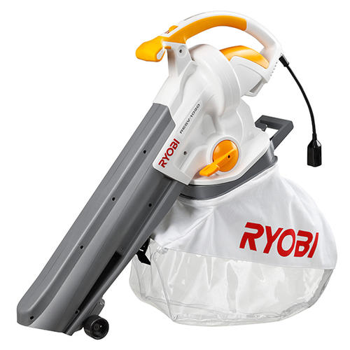☆京セラ/リョービ RESV-1020 プロ用ブロワバキューム  (664300A) 粉砕機能付 屋外用掃除機