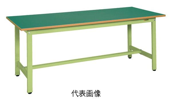 【代引き不可】☆サカエ KS-159F 軽量作業台KSタイプ サカエリューム天板 W1500×D900×H740mm