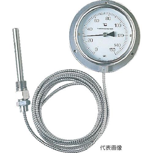 ☆佐藤計量器/SATO 3000-15 隔測式温度計(壁掛式) 0~150℃ LB-100S