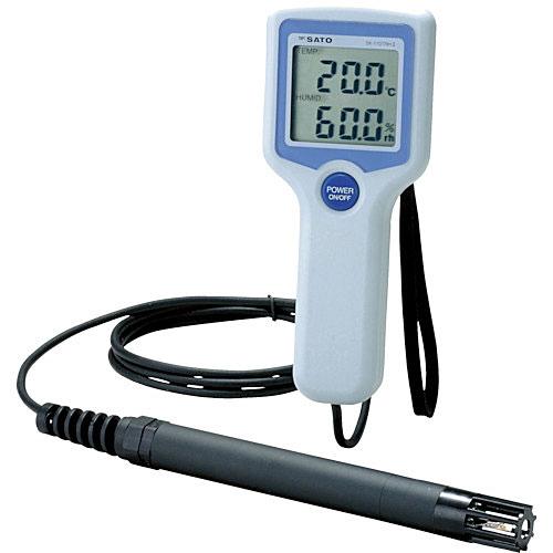 ☆佐藤計量器/SATO SK-110TRH2 TYPE1 デジタル温湿度計 (8111-00)