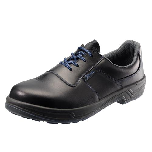 ☆シモン 安全靴 短靴 トリセオシリーズ 8511 黒 (24.0cm-28.0cm) 1823310