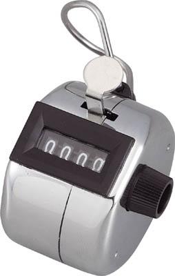 送料込 トラスコのPB商品だから安心で安い ☆TRUSCO トラスコ中山 数取器手持ち型 コード TC4H 迅速な対応で商品をお届け致します 2853370
