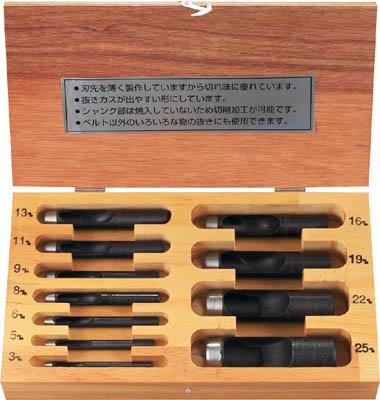 ☆TRUSCO/トラスコ中山 ポンチセット 11本組  TPO11S  コード(3365051)