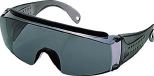 トラスコのPB商品だから安心で安い ☆TRUSCO トラスコ中山 1眼防塵用高級セ-フティグラス灰 代引き不可 コード GS180N 贈与 1714091
