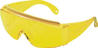 トラスコのPB商品だから安心で安い 卓出 ☆TRUSCO トラスコ中山 送料無料(一部地域を除く) 1眼防塵用高級セーフティグラス黄 コード GS180N 1714082