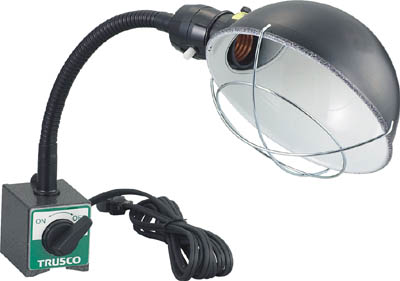☆TRUSCO/トラスコ中山 マグネット付電気スタンド  TMD80  コード(2198533)