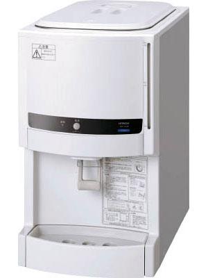 ☆【代引き不可】【送料無料】日立 ウォータークーラー 冷水専用 タンク式 卓上形 RW-1210B 12L コード(7728042)