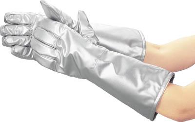 ☆【送料無料】TRUSCO/トラスコ中山 遮熱・耐熱手袋 Lサイズ  TMT763FA  (3286991)