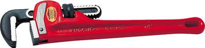 リジッド 強力型ストレート パイプレンチ 900mm 31035