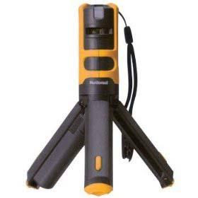 【アルカリ電池4本付】パナソニック 墨出し名人ケータイ BTL1100Y(黄色) 壁十文字(縦:1方向・横:1方向・鉛直点・地墨)
