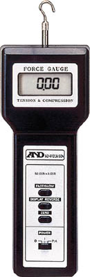 A&D デジタルフォースゲージ引張・圧縮対応 AD4932A-50N