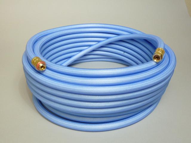 エアコン洗浄に最適 日本最大級の品揃え 十川ゴム 高圧ホース ブルー 軽量スプレーホース5.0Mpa 金具付 送料無料 激安 お買い得 キ゛フト 8.5mm×30m
