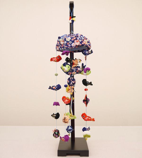 吊るし飾り 鯉いっぱい 中 【五月人形】 【室内飾り】 【鯉いっぱい】 【吊るし飾り】 SO-68