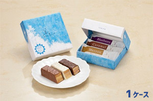 石屋製菓 美冬(3個入り)×48個/1ケース