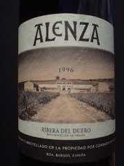 アレンツァ[1996](コンダード・デ・アサ)