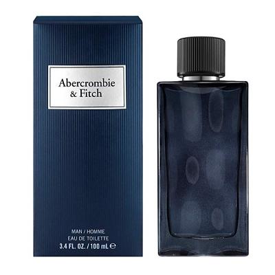 アバクロンビー&フィッチ Abercrombie&Fitch ファースト インスティンクト ブルー EDT SP 100ml 【香水】【あす楽休み】【送料無料】【割引クーポンあり】