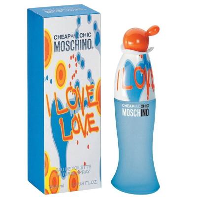 モスキーノ MOSCHINO アイラブラブ EDT SP 100ml 【香水】【あす楽】【割引クーポンあり】