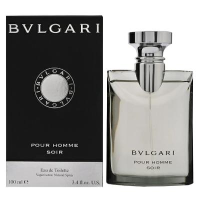 ブルガリ BVLGARI プールオム ソワール EDT SP 100ml 【香水】【あす楽休止中】【送料無料】【割引クーポンあり】
