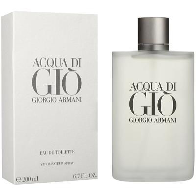ジョルジオ アルマーニ GIORGIO ARMANI アクア ディ ジオ プールオム EDT SP 200ml 【香水】【あす楽】【送料無料】【割引クーポンあり】