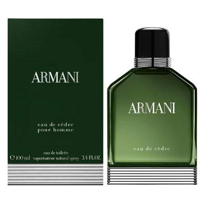 ジョルジオ アルマーニ GIORGIO ARMANI オード セドラ プールオム (シダー) EDT SP 100ml 【香水】【あす楽休止中】【送料無料】【割引クーポンあり】