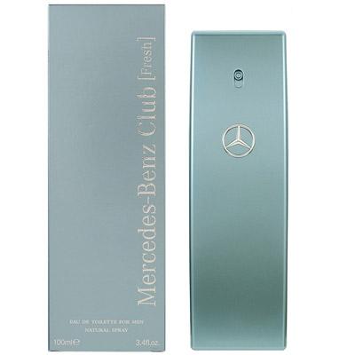 メルセデスベンツ Mercedes Benz クラブフレッシュ EDT SP 100ml 【香水】【あす楽】【割引クーポンあり】