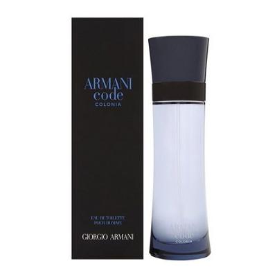 ジョルジオ アルマーニ GIORGIO ARMANI コード コローニア プールオム EDT SP 125ml 【香水】【あす楽】【送料無料】【割引クーポンあり】