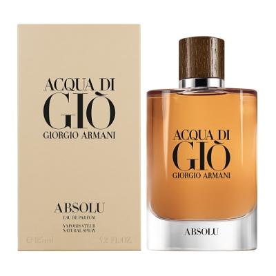 ジョルジオ アルマーニ GIORGIO ARMANI アクア ディ ジオ プールオム アブソリュ EDP SP 125ml 【香水】【あす楽休み】【送料無料】【割引クーポンあり】