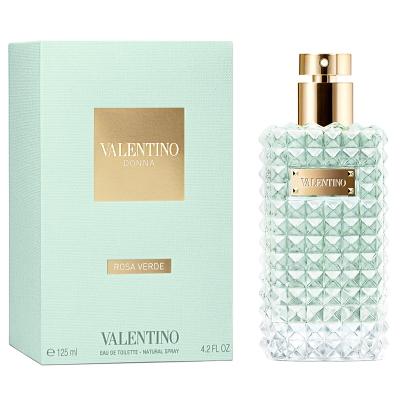 ヴァレンティノ VALENTINO ドンナ ローザ ヴェルデ オーデトワレ EDT SP 125ml 【香水】【あす楽休止中】【送料無料】【割引クーポンあり】