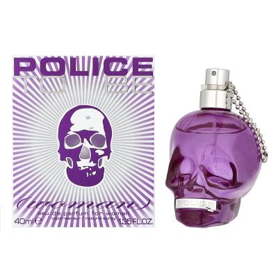 割引クーポンあり 実物 ポリス POLICE 特別セール品 トゥービー パープル EDP 40ml 香水 あす楽 最大300円OFFクーポン 激安セール SP