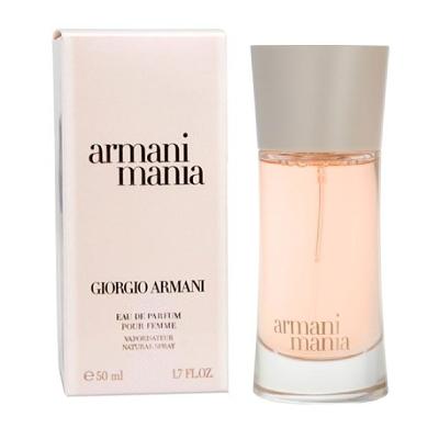 ジョルジオ アルマーニ GIORGIO ARMANI マニア オードパルファム プールファム EDP SP 50ml 【香水】【あす楽】【送料無料】【割引クーポンあり】