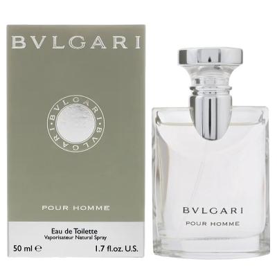 ブルガリ BVLGARI ブルガリ プールオム EDT SP 50ml 【香水】【激安セール】【あす楽】【割引クーポンあり】