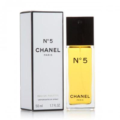 シャネル CHANEL No.5 EDT SP 50ml 【香水】【あす楽休止中】【送料無料】【割引クーポンあり】