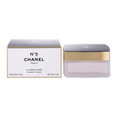 シャネル CHANEL No.5 ボディ クリーム 150g 【あす楽】【送料無料】【割引クーポンあり】