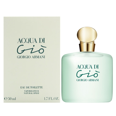 ジョルジオ アルマーニ GIORGIO ARMANI アクア ディ ジオ オードトワレ EDT SP 50ml 【香水】【あす楽】【送料無料】【割引クーポンあり】