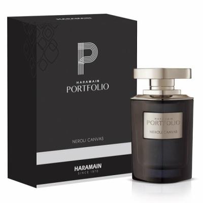 アルハラメイン AL HARAMAIN ポートフォリオ ネロリ キャンバス オードパルファム EDP SP 75ml 【香水】【odr】【送料無料】【割引クーポンあり】