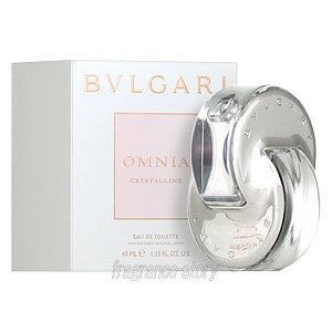 ブルガリ BVLGARI オムニア クリスタリン 40ml EDT SP fs 【香水】【あす楽】