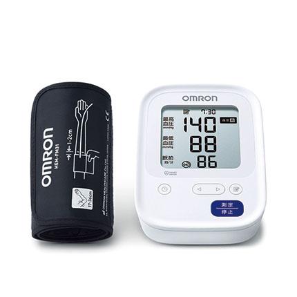 SEAL限定商品 定番から日本未入荷 正しく巻けたか確認できる カフぴったり巻きチェック オムロン 上腕式血圧計 HCR-7106 60回分の過去の血圧値を記録し メモリ機能 表示する