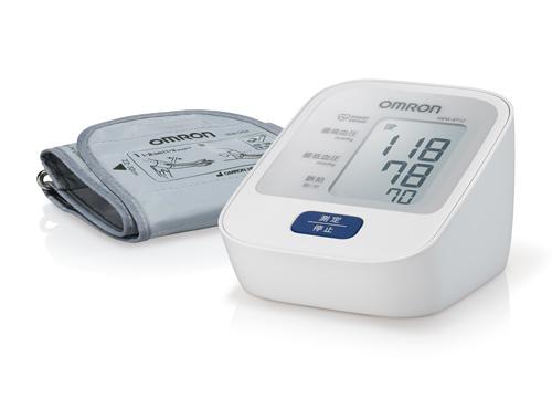 予約販売 スイッチひとつで簡単操作 前回値メモリ機能付き 日本製 MADE IN JAPAN オムロン上腕式血圧計 8 税込定価 HEM-8712 640円の品 スーパーSALE セール期間限定