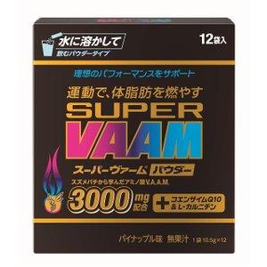 ★送料無料・6箱セット★スーパーヴァームパウダー 10.5g×12袋入×6箱