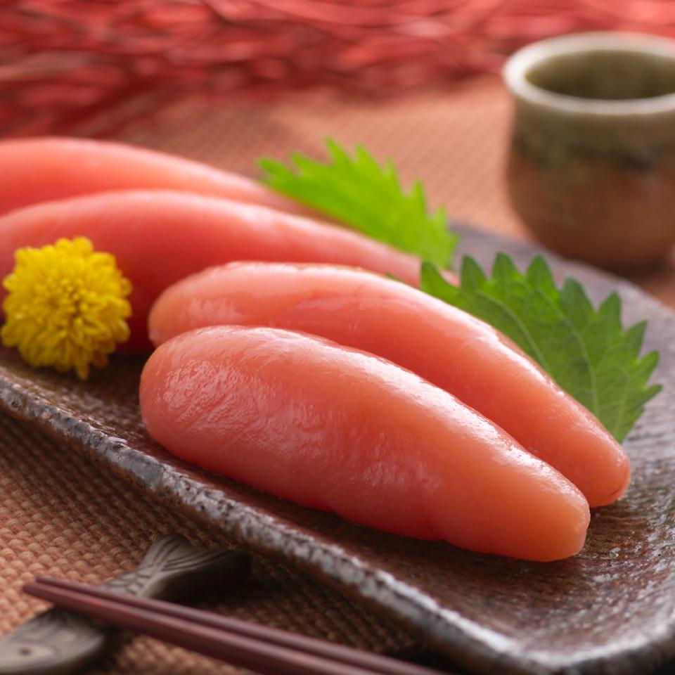ぷっちぷちの粒感!淡いピンクのたらこは1本1本丁寧につめてお届けいたします。 新鮮素材 たらこ 1kg広洋水産 こうよう水産 こうようすいさん 北海道海鮮紀行 たらこ ギフト たらこ タラコ パスタ