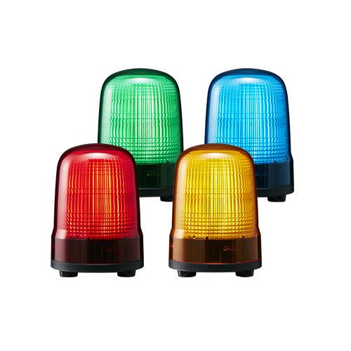 パトライト LED表示灯 SL15-M1JN DC12-24V 回転灯色:赤・黄