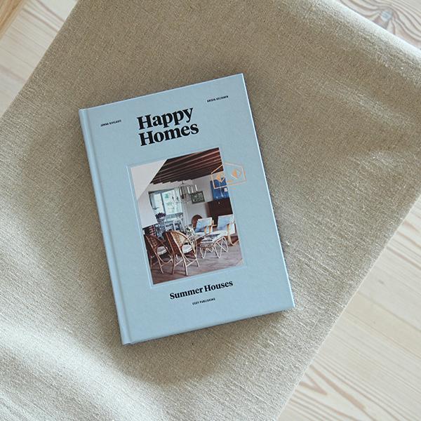 COZY PUBLISHING コージーパブリッシング 期間限定特価品 Happy Homes Summer 完売 インテリア フィンランド 北欧 houses 本