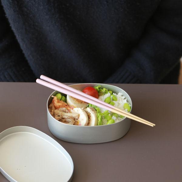 STIIK KIDS !超美品再入荷品質至上! スティック キッズ 箸 はし 新色 1膳入り ガリ カトラリーのような箸 竹製 一年箸 メール便 子ども用 お弁当用 ピンク