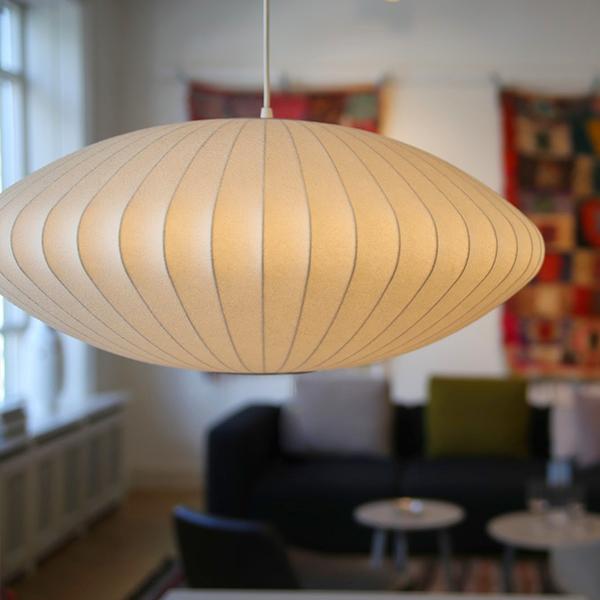 NELSON (ネルソン) Bubble Lamp(バブルランプ) Saucer Lamp ソーサーランプ S ペンダントライト 照明 【大型送料】