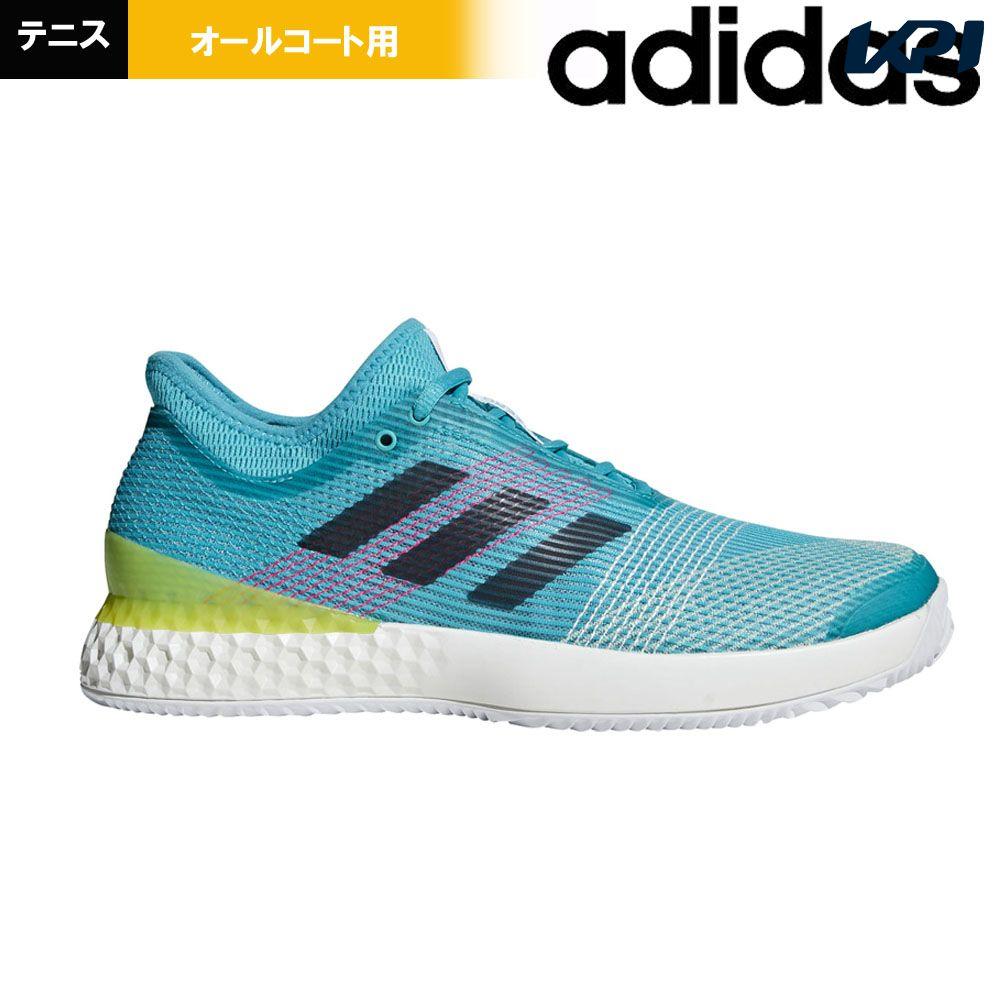 アディダス adidas テニスシューズ メンズ UBERSONIC 3 MULTICOURT F36721 ウーバーソニック3マルチコート