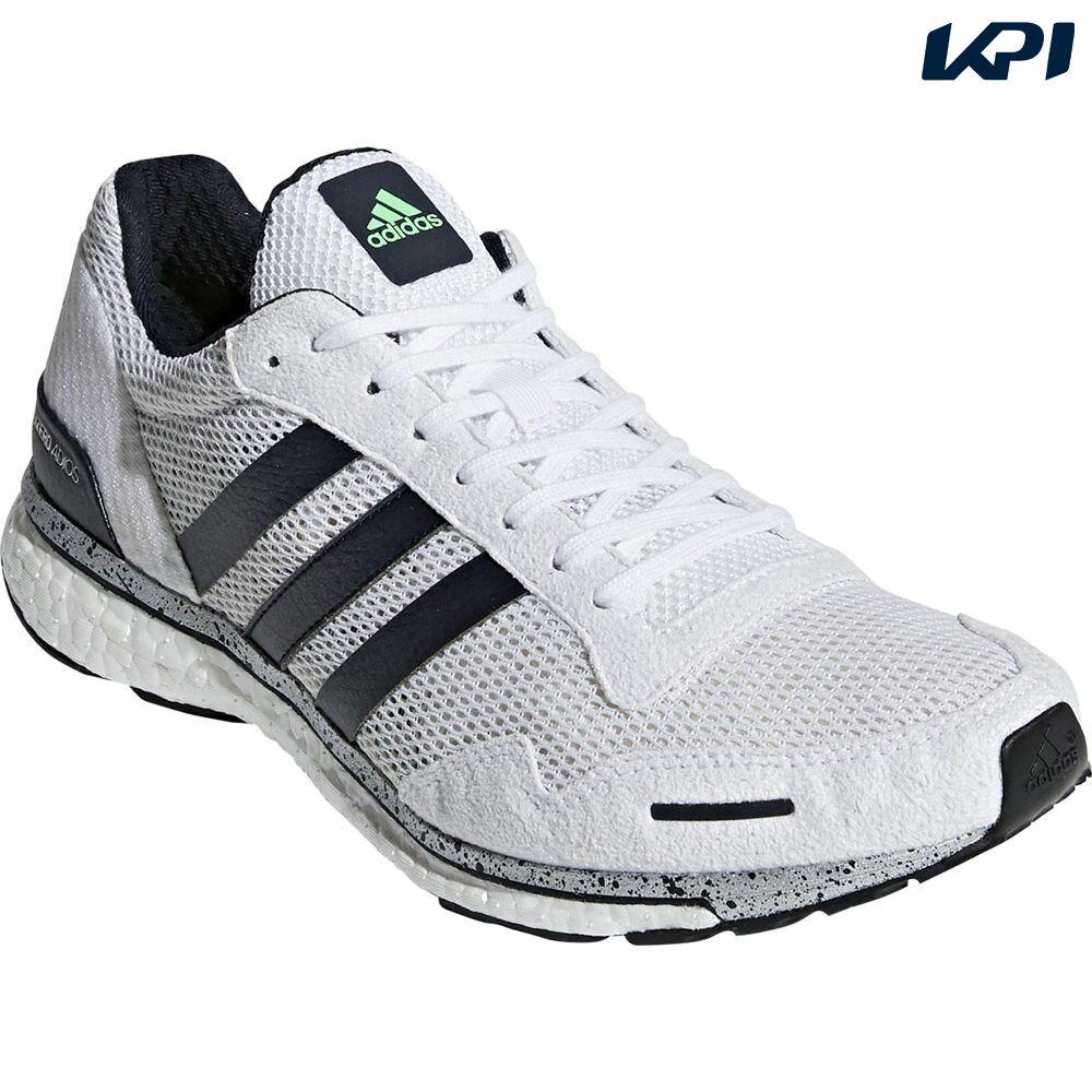【1000円クーポン対象】アディダス adidas ランニングシューズ メンズ adizero Japan 3 AQ0191--