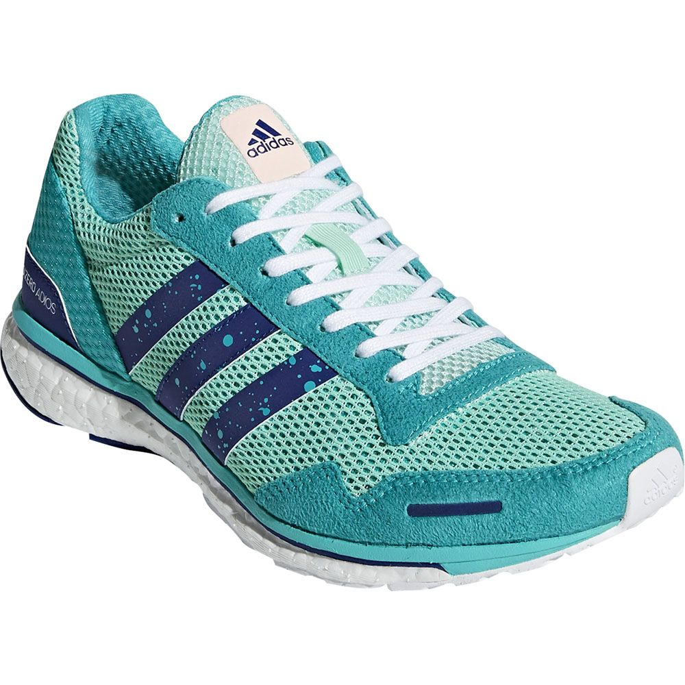 【全品10%OFFクーポン】アディダス adidas ランニングシューズ レディース adizero Japan 3 CM8361--